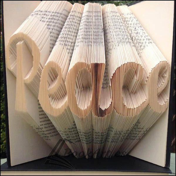 Bookart_Peace